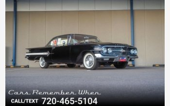 1960 Chevrolet Impala for sale 101256022