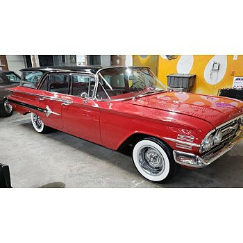 1960 Chevrolet Impala for sale 101275826