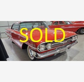 1960 Chevrolet Impala for sale 101316336