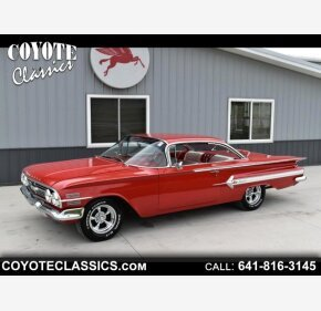 1960 Chevrolet Impala for sale 101348131