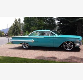 1960 Chevrolet Impala for sale 101365708