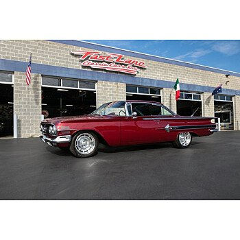 1960 Chevrolet Impala for sale 101387619