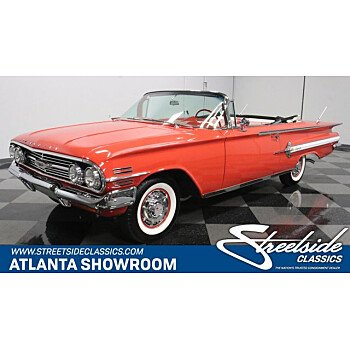 1960 Chevrolet Impala Convertible for sale 101397273