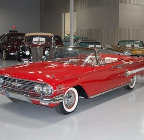 1960 Chevrolet Impala for sale 101410934