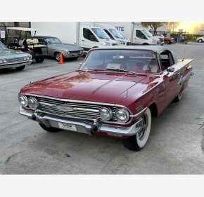 1960 Chevrolet Impala Convertible for sale 101468362