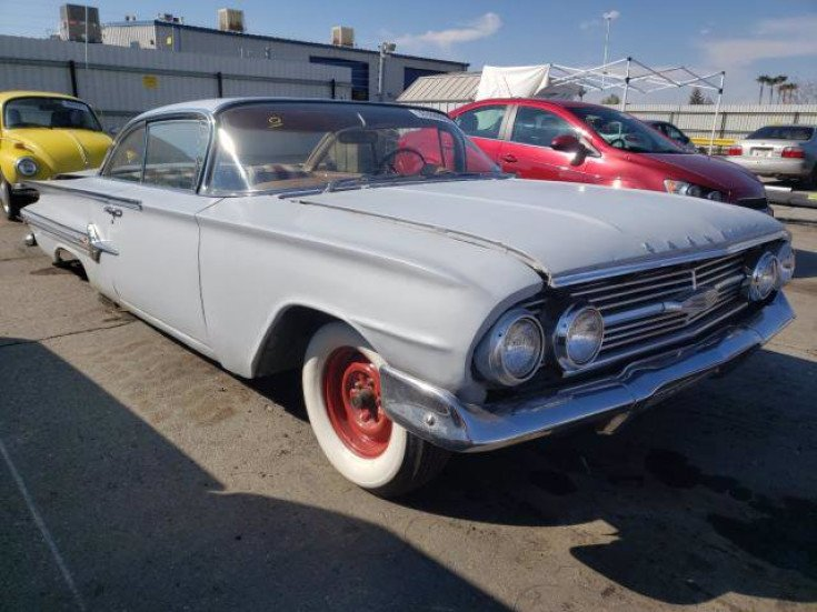 1960 Chevrolet Impala for sale 101474777