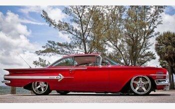 1960 Chevrolet Impala for sale 101606064