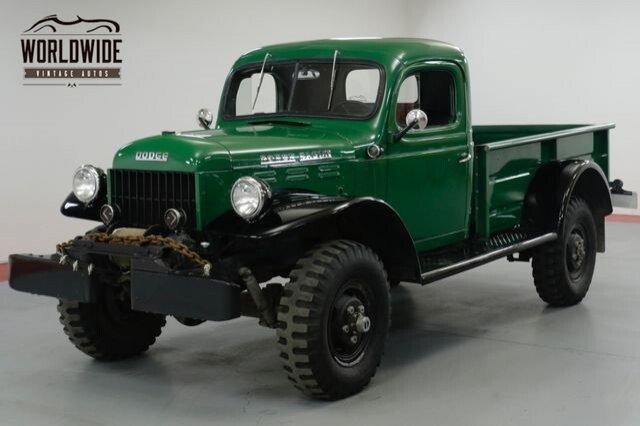 Dodge Power Wagon Classics For Sale Classics On Autotrader