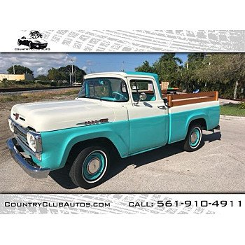 1960 Ford F100 for sale 101088629