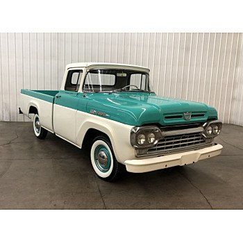 1960 Ford F100 for sale 101100582