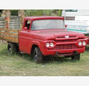 1960 Ford F100 for sale 100849537