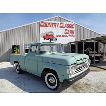 1960 Ford F100 for sale 100987794