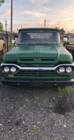 1960 Ford F100 2WD Regular Cab for sale 101176977