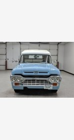 1960 Ford F100 for sale 101206580
