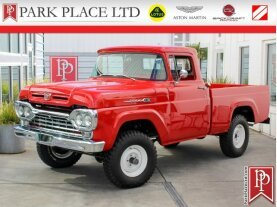 1960 Ford F100 for sale 101330071