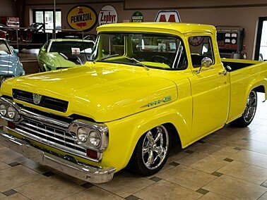 1960 Ford F100 for sale 101333325