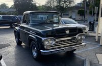 1960 Ford F100 2WD Regular Cab for sale 101398170