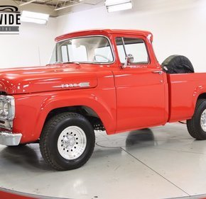 1960 Ford F100 for sale 101404231