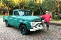 1960 Ford F100 2WD Regular Cab for sale 101407030