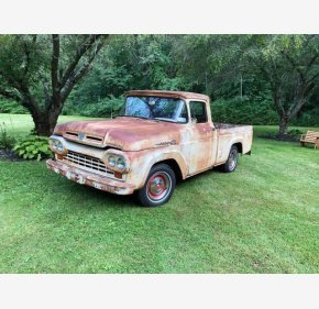 1960 Ford F100 for sale 101412254