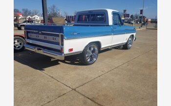 1960 Ford F100 for sale 101435781