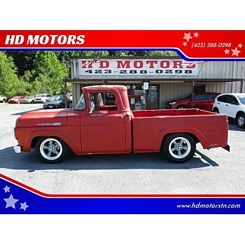 1960 Ford F100 for sale 101599443