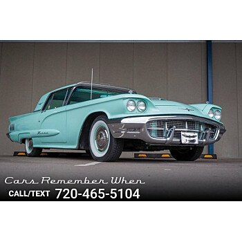 1960 Ford Thunderbird for sale 100997820