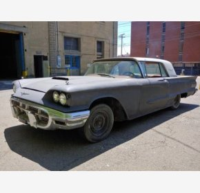 1960 Ford Thunderbird for sale 101181177