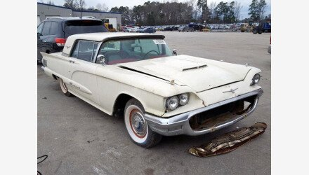 1960 Ford Thunderbird for sale 101344054