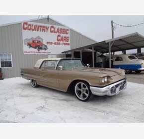 1960 Ford Thunderbird for sale 101366633