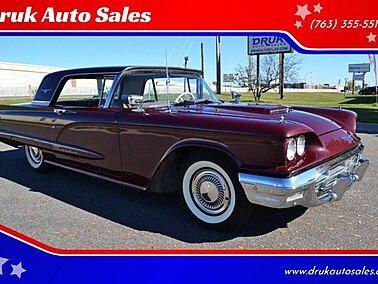 1960 Ford Thunderbird for sale 101391497