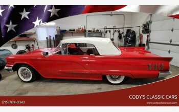 1960 Ford Thunderbird for sale 101434502
