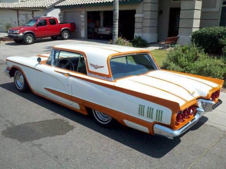 1960 Ford Thunderbird for sale 101560793