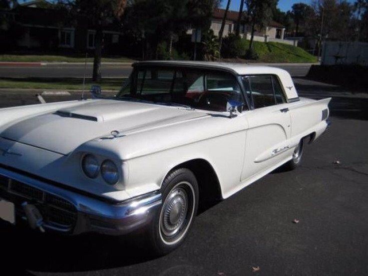 1960 Ford Thunderbird for sale 101568881