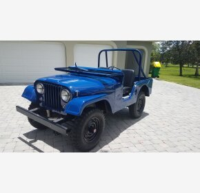 1960 Jeep CJ-5 for sale 100882278
