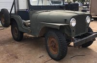 1960 Jeep CJ-5 for sale 101237103