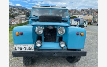 1960 Land Rover Series II for sale 101450179