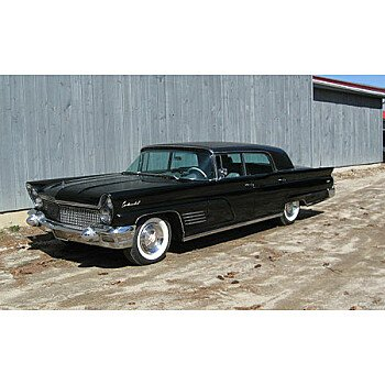 1960 Lincoln Continental for sale 100745604
