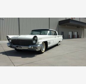1960 Lincoln Continental for sale 101377651