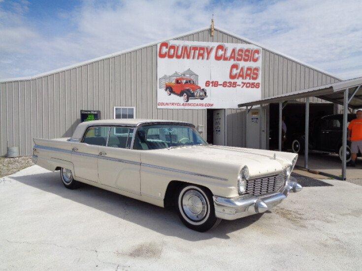 1960 Lincoln Premiere for sale 101141113