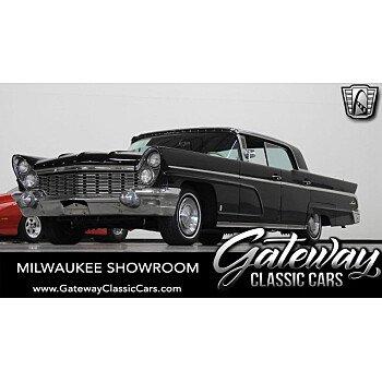 1960 Lincoln Premiere for sale 101252291