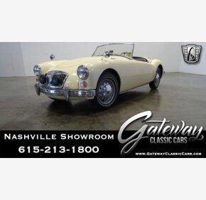 1960 MG MGA for sale 101240200
