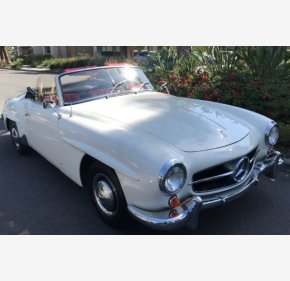 1960 Mercedes-Benz 190SL for sale 101021590