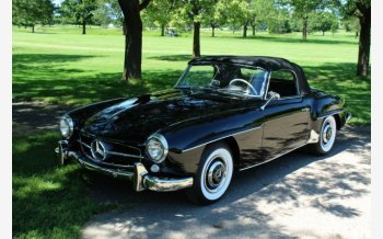 1960 Mercedes-Benz 190SL for sale 101142331