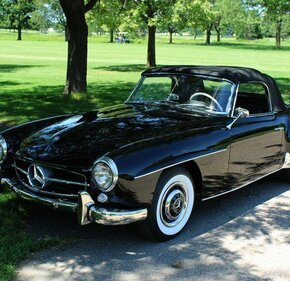 1960 Mercedes-Benz 190SL for sale 101350568