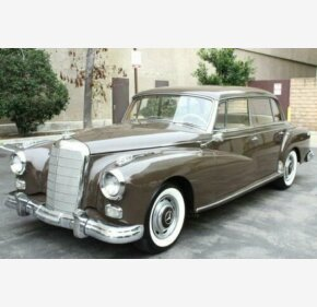 1960 Mercedes-Benz 300D for sale 101111981