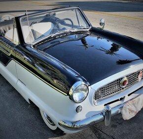 1960 Nash Metropolitan for sale 101260835