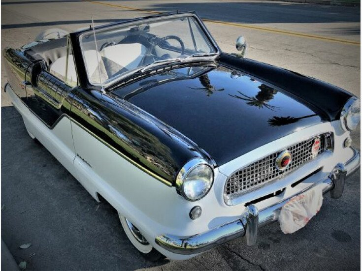Image result for Rebuilt Nash Metropolitan Parts