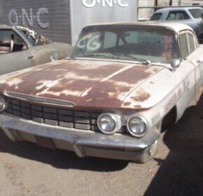 1960 Oldsmobile 88 for sale 101368284