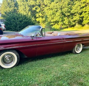 1960 Pontiac Bonneville Brougham Coupe for sale 101170567